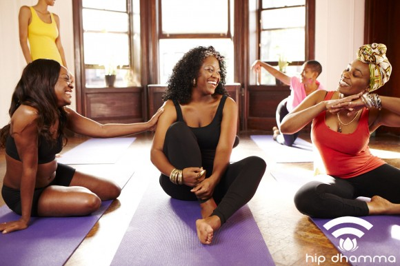 Yoga in BedStuy